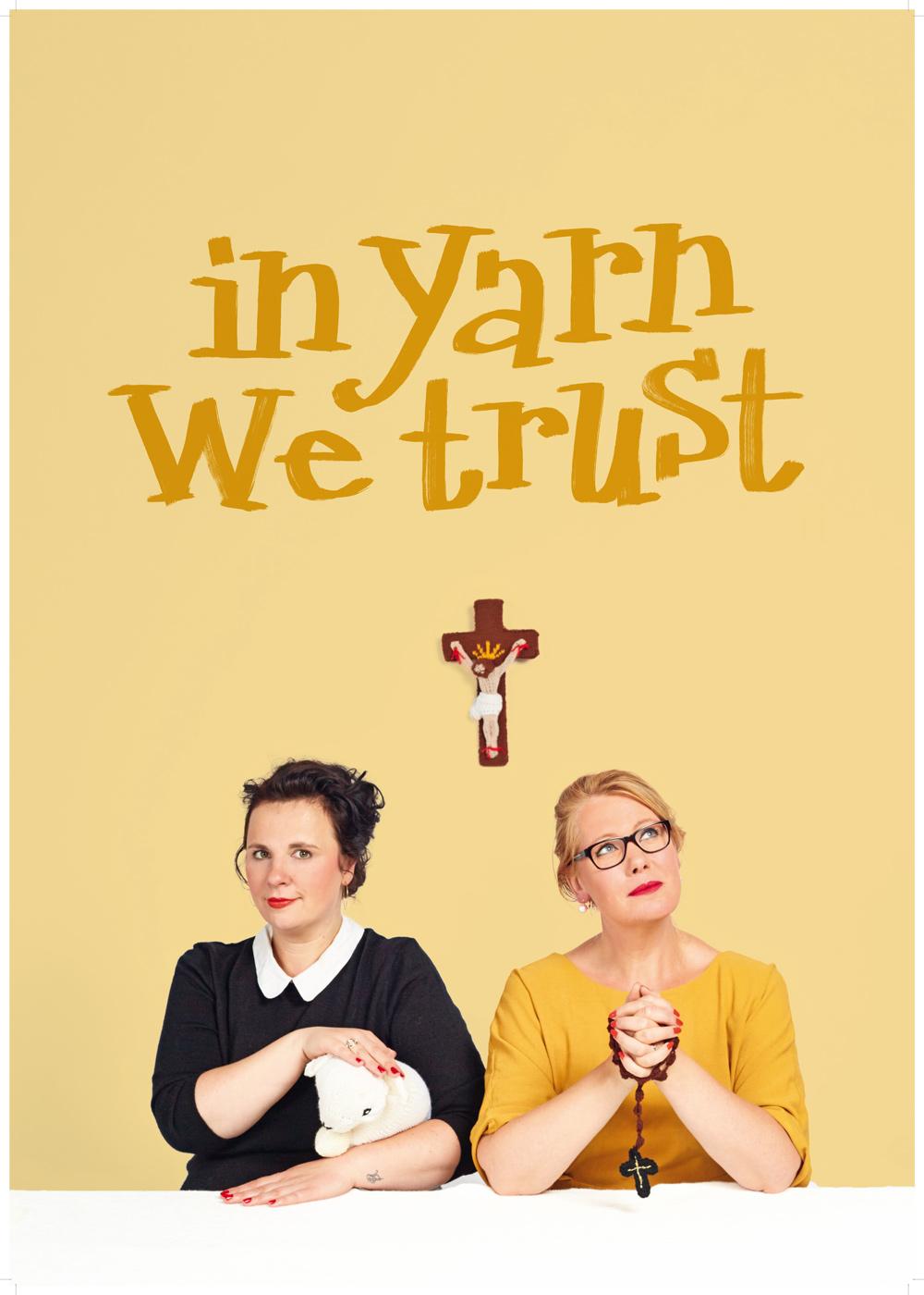 Vrij werk - In yarn we trust