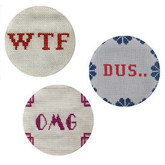 PIns - WTF, OMG and Dus...